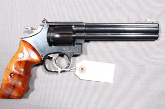 SMITH WESSON 17-6, SN BDT0415,