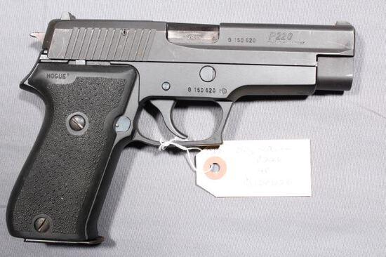 SIG SAUER, P220, SN G150620,