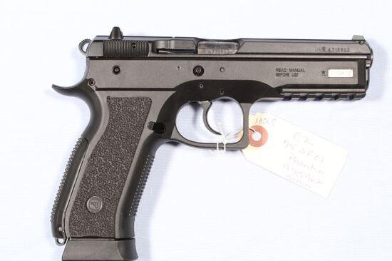 CZ 75 SP-01 PHANTOM, SN A715962,