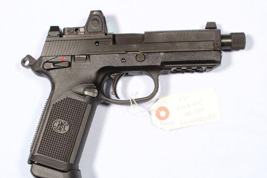 FN FNX-45, SN FXSU051057,