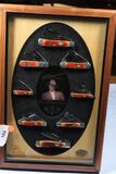 CASE WILLIAM RUSSELL MINI SET LIMITED EDITION #216