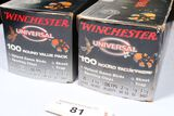 APPROX 200 ROUNDS WINCHESTER 20 GA
