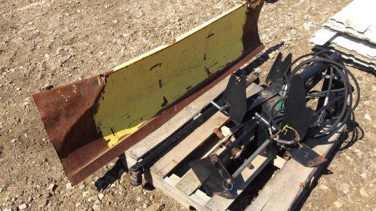 John Deere 54 front blade