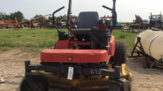 Massey Ferguson ZT29 Mower