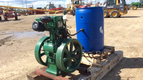 New Lovson (Lister) Diesel Engine
