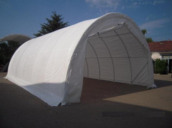 Peak Ceiling Storage Shelter