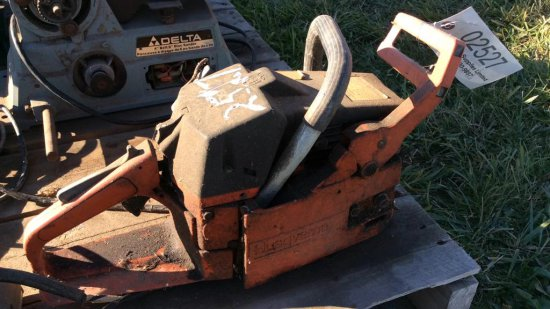 Huskevarna chainsaw for parts