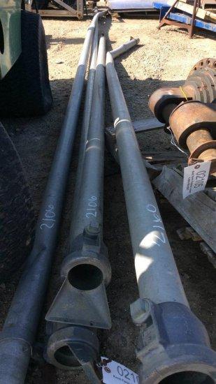 Irrigation pipe