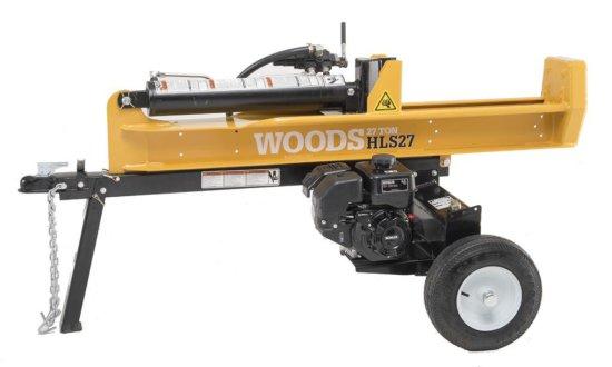 Woods NEW 27T Log Splitter