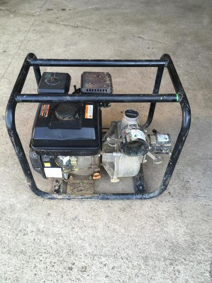Power ease Transfer Pump