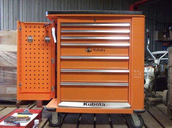 Kubota Tool Box