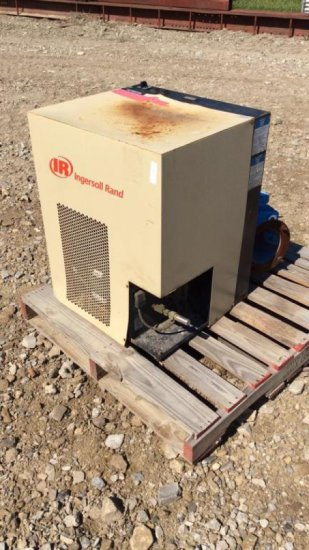 Ingersol Rand TS100 air dryer/ gearbox
