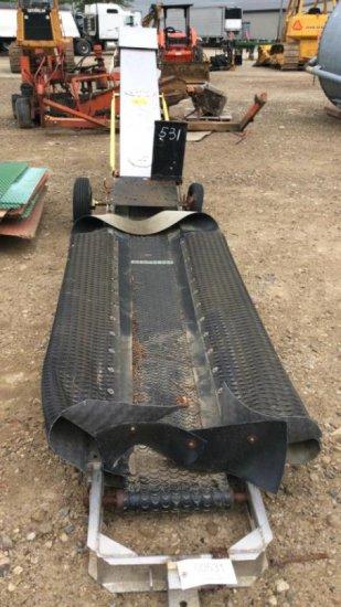 Stainless Steel Drag Conveyor