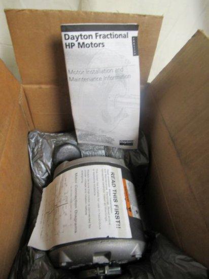 1/6 hp new belt drive fan or blower motor