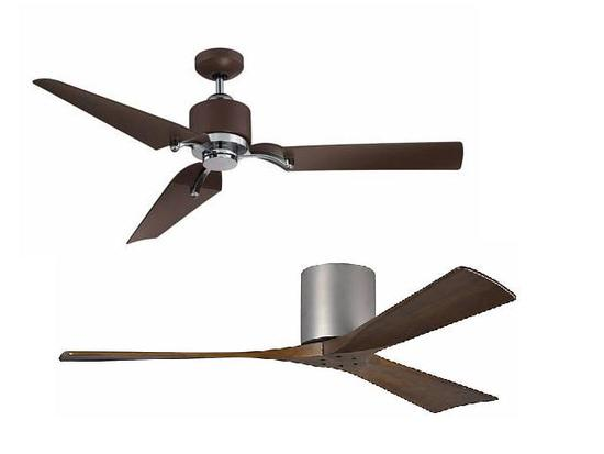 """new in box 3 blade 52"""" ceiling fans"""