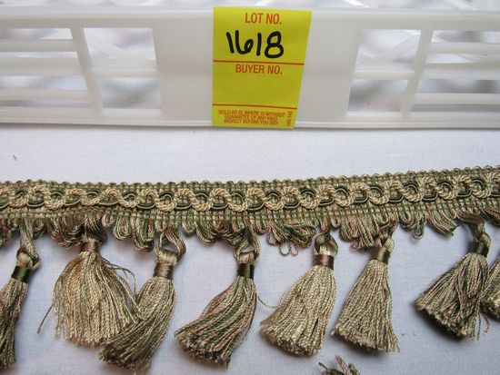 """Imperial 3"""" tassel fringe by theyard NT2502"""