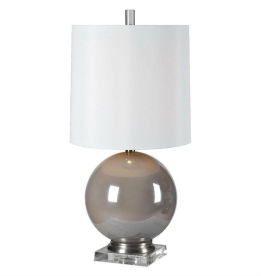 40 West table lamp 178-HXT0080-Gray