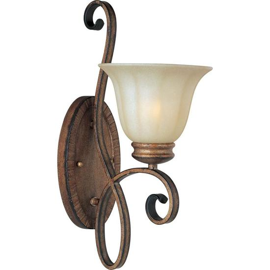 Maxim wall sconce 22251WSPD