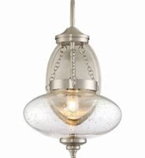 Savoy House Hanging Chandelier #9-9041-1-SN