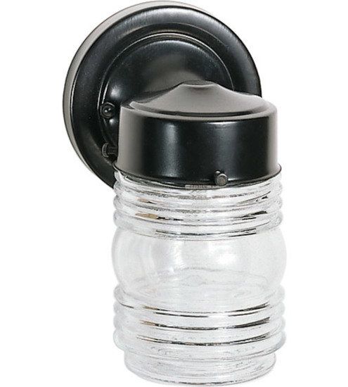 Nuvo Lighting Outdoor Mason Jar Lights #SF77-119B