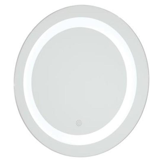 "George Kovacs 18"" Round LED Mirror #P6105"