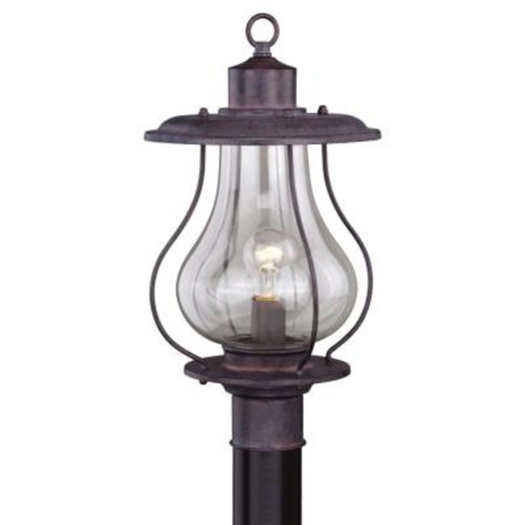 Vaxcel Outdoor Post Light #T0218 Finish: Weathered Patina