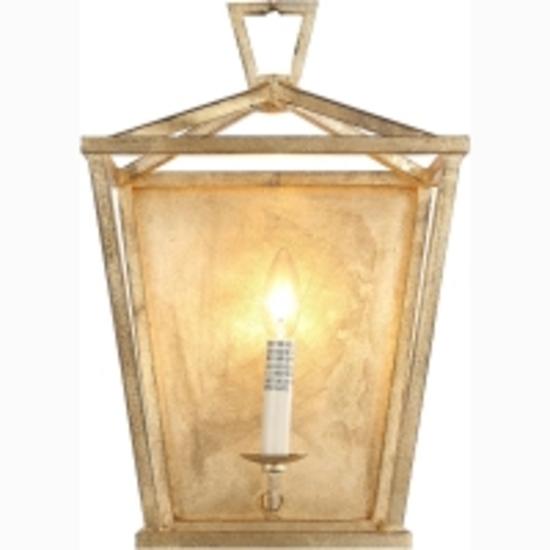 Urban Classic #1422W11GI Denmark Golden Iron Wall Mounted Lamp