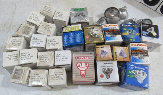 30+ Led mini lights 12V bulbs and clear 120v fair packaging