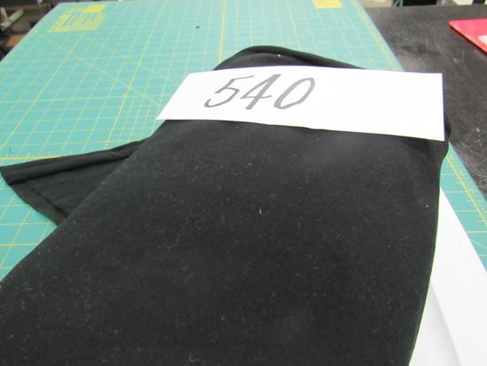 black cotton jersey fabric stretchy selling by the yard