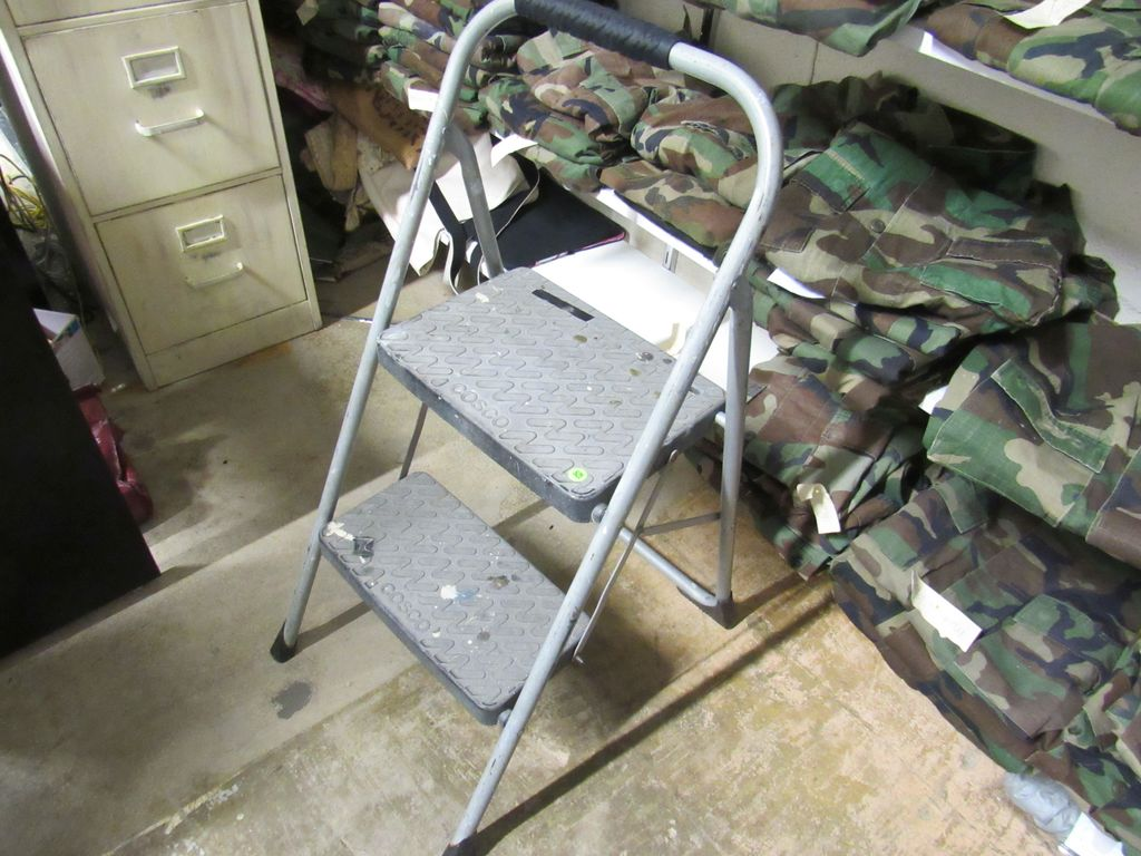 2 step-step ladder