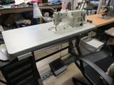 Consew sewing machine model 7360RH with light and thread stand 110 V single phase