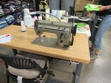 Singer  Zig Zag industrial sewing machine Model 20233, 110V, Light, single needle that does straight