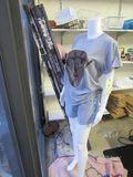 mannequin 5 feet, plastic