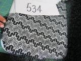 Black Lace (2 different bolts) selling by the yard