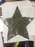 sequined stars applique 11