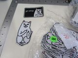 cat patches, one say