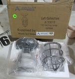 Artcraft Loft Collectikon Industrial style ceiling 1 light ceiling lamp