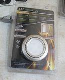 GM Lighting LED 5630 Puck Light blister packed