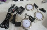 GM Lighting 3 light LED kit complete with 12v converter switch and wiring