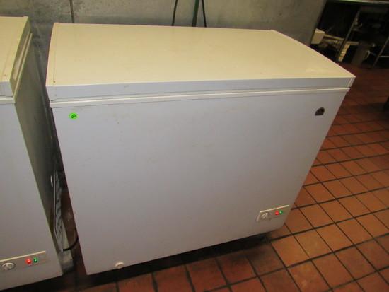 "Igloo 36"" chest freezer"