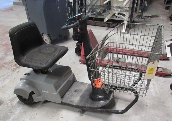 Amigo handicap electric smart shopper