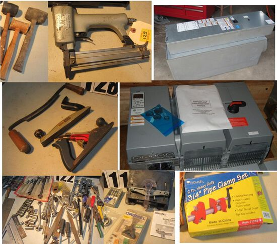 Trane HVAC, Home Shop Tools & Hardware
