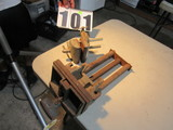 under table top wood working vise.