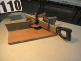 miter saw and fence guide