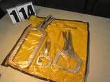 locking C clamp set