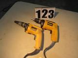 Dewalt drywall screw drivers