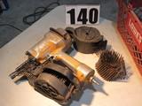 Bostich pneumatic coil nail gun