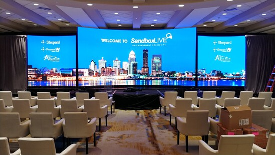 LED Video Wall Auction