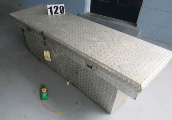 aluminum tool box for full size pick up truck