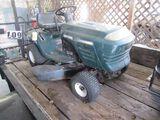 Craftsman 15hp riding mower